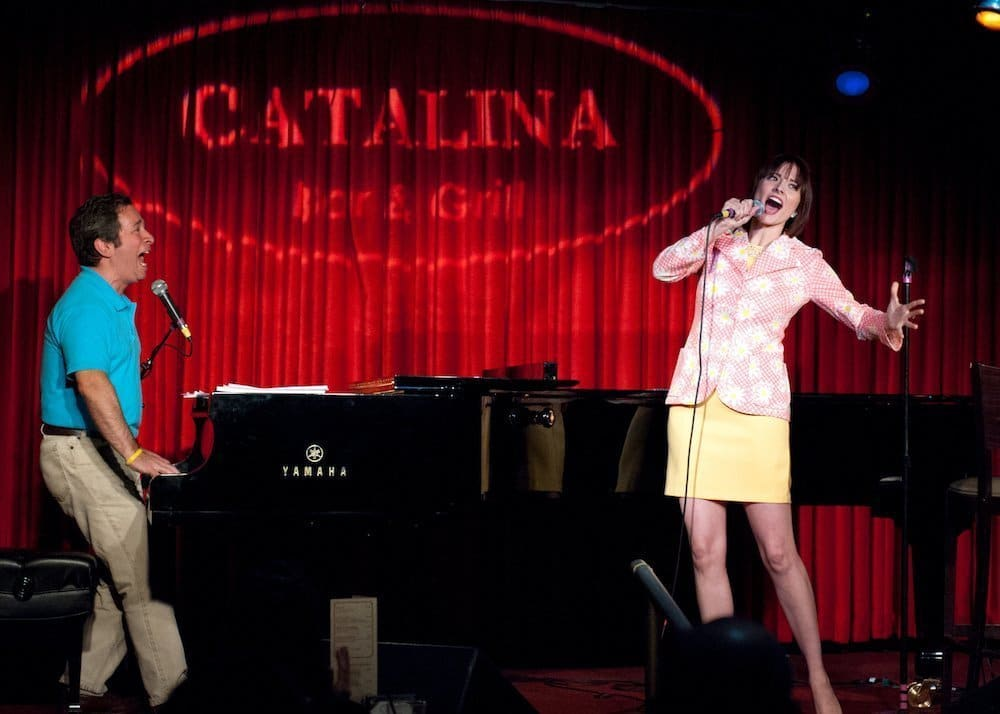 Gia Mora, Catalina Jazz Club