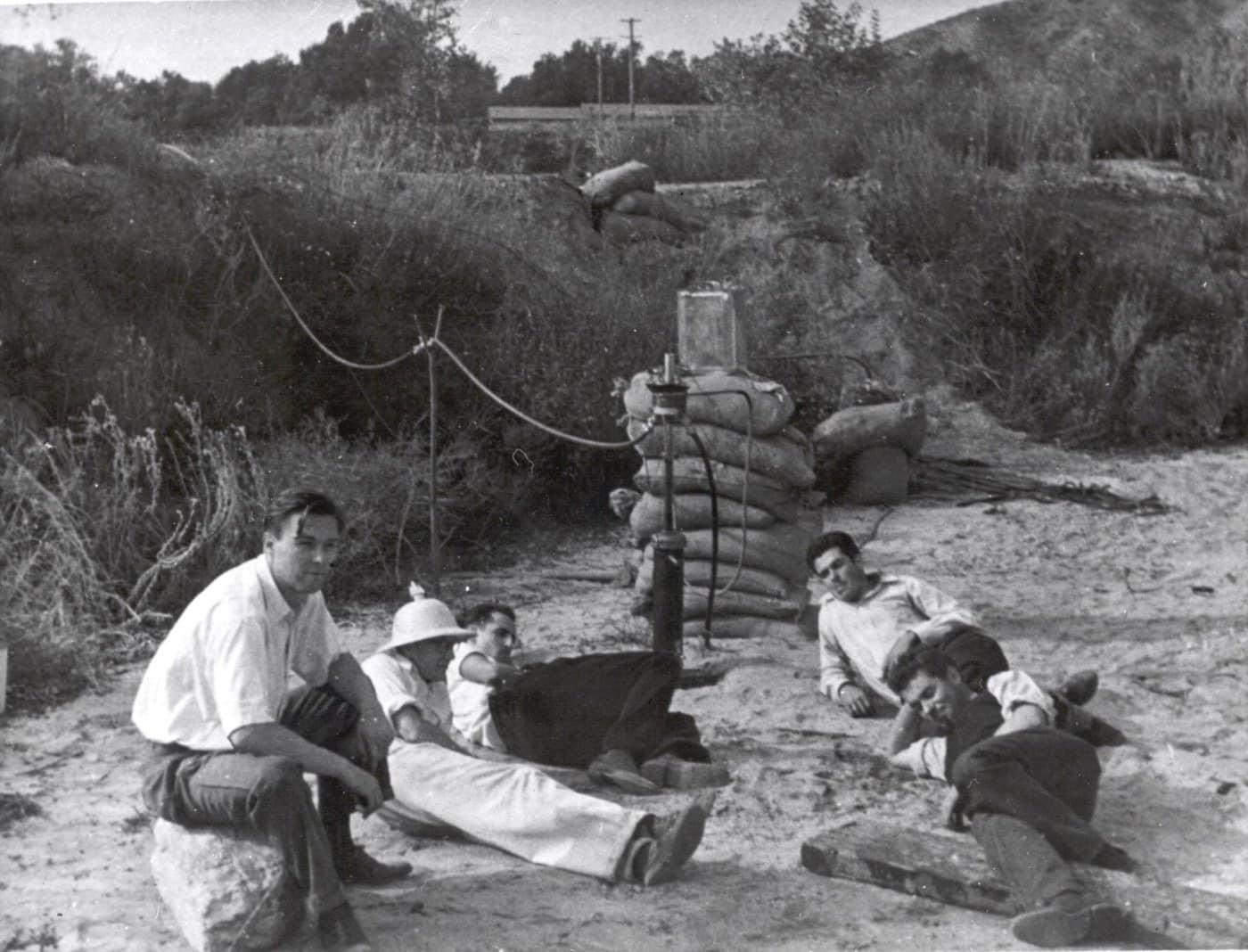 Caltech Rocket Boys