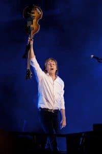 Paul McCartney, circa 2016