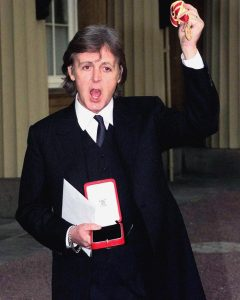 Paul McCartney, circa 1997