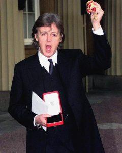 Paul McCartney, circa 1997
