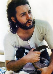 Paul McCartney, circa 1970