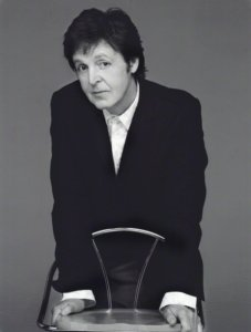 Paul McCartney, circa 2007