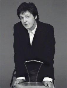 Paul McCartney, circa 2007