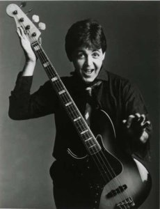 Paul McCartney, circa 1983
